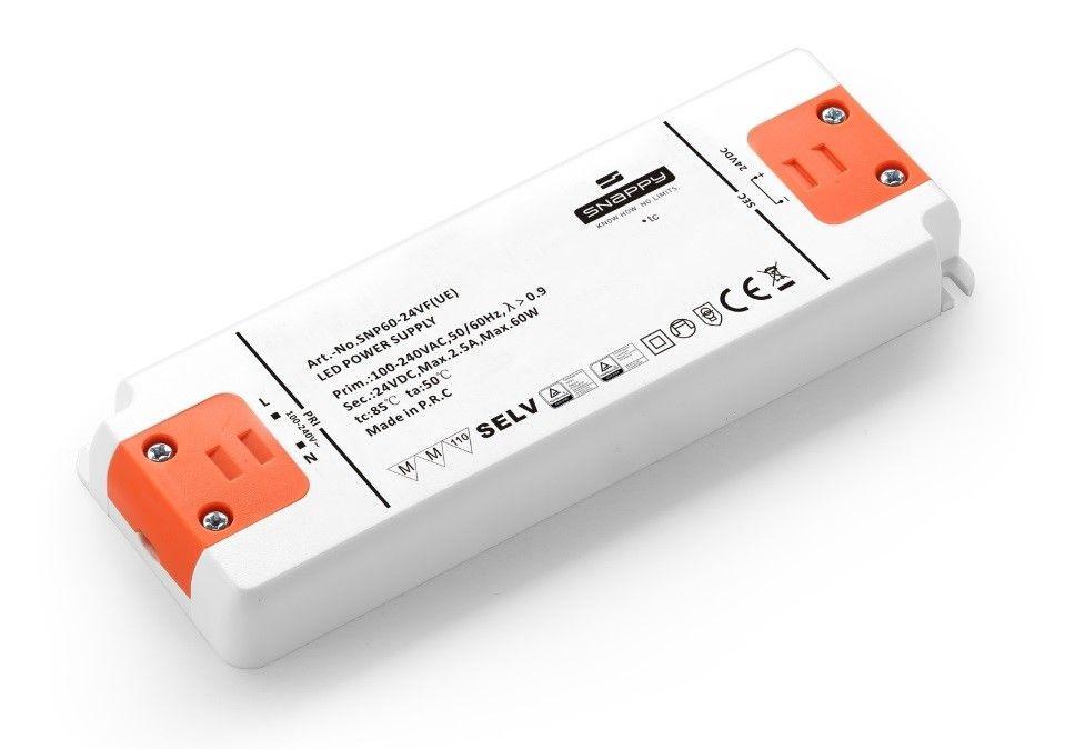 LED drivers 100-240V 24V DC