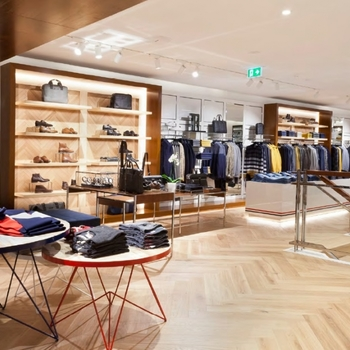 Tommy Hilfiger Flagship Store München : TH Flagship Store München