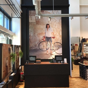 Nederlands modemerk kiest voor House of Light : Nederlands modemerk kiest voor House of Light