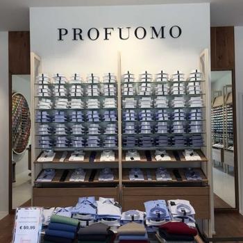 Italian style in Bataviastad : Profuomo in Bataviastad