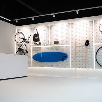 OneFit pop-up store Rotterdam : projects-26-01-2019 |